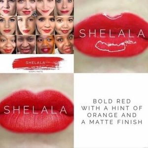 Retired Color!!! SheLaLa LipSense